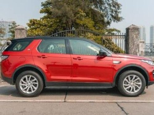 2019 Land Rover Discovery Sport TD4 HSE 7S AT in Mumbai-4