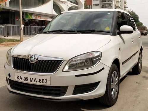 2011 Skoda Fabia 1.2 TDI Ambition Plus MT in Bangalore-6