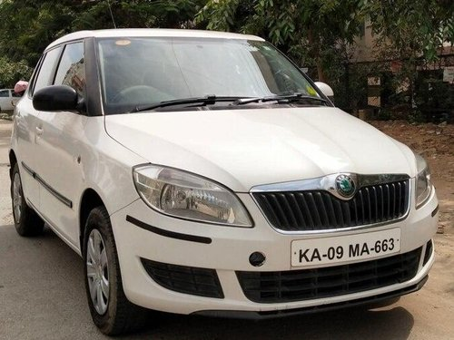 2011 Skoda Fabia 1.2 TDI Ambition Plus MT in Bangalore-7