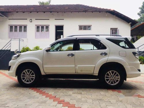 2014 Toyota Fortuner AT for sale in Kottayam