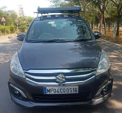 Used Maruti Suzuki Ertiga SHVS ZDI 2015 MT in Bhopal