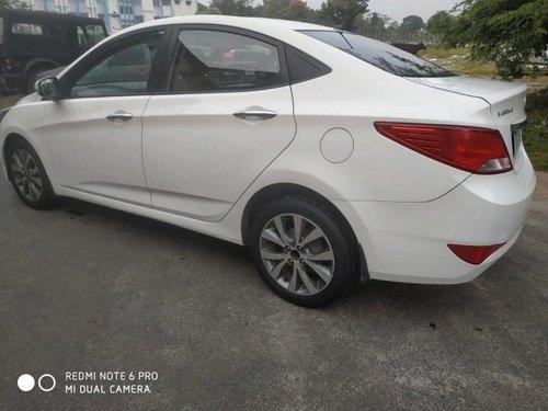 Hyundai Verna 1.6 CRDi SX 2015 MT for sale in Kolkata