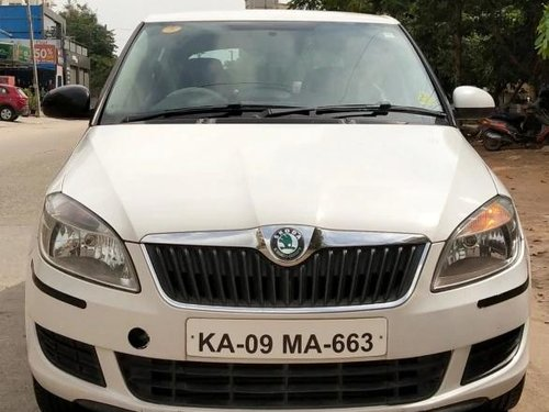 2011 Skoda Fabia 1.2 TDI Ambition Plus MT in Bangalore-9