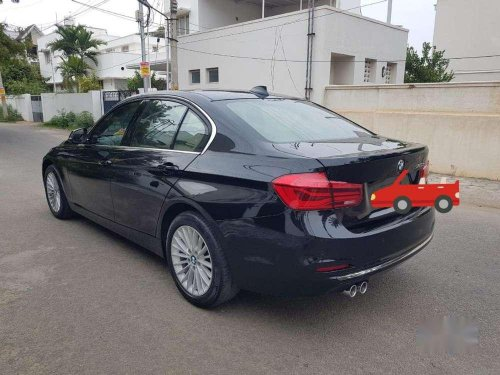 2017 BMW 3 Series 320d Luxury Line AT in Coimbatore
