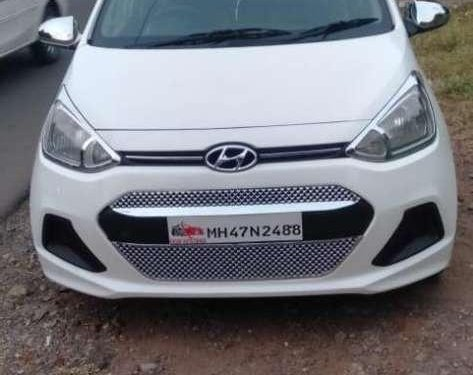 Hyundai Xcent 2016 MT for sale in Bhopal