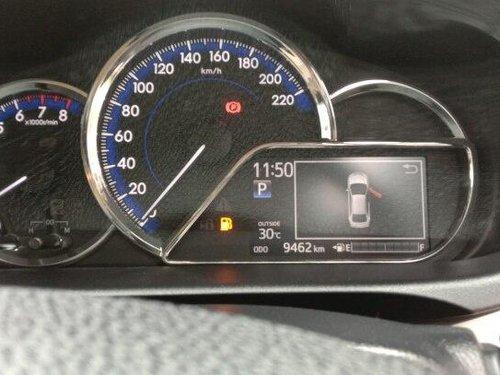 2018 Toyota Yaris V CVT AT in Bangalore