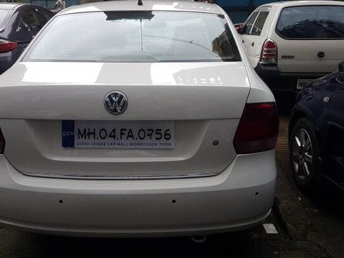 Volkswagen Vento Diesel Highline 2011 MT in Mumbai