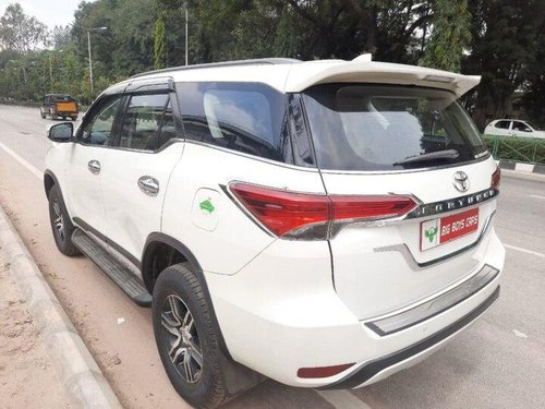 2017 Toyota Fortuner 4x2 Manual MT in Bangalore