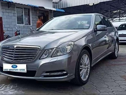 Mercedes Benz E Class 2012 AT for sale in Coimbatore