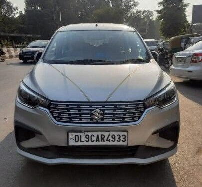 2019 Maruti Suzuki Ertiga VXI MT in New Delhi