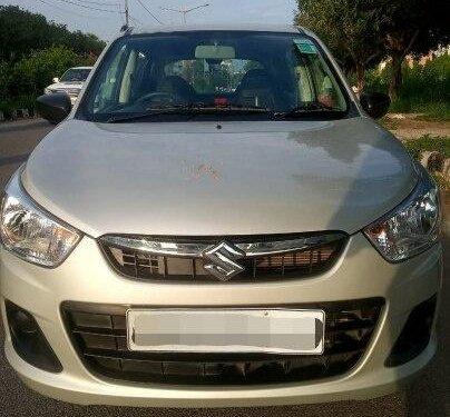 2018 Maruti Suzuki Alto K10 VXI MT in New Delhi