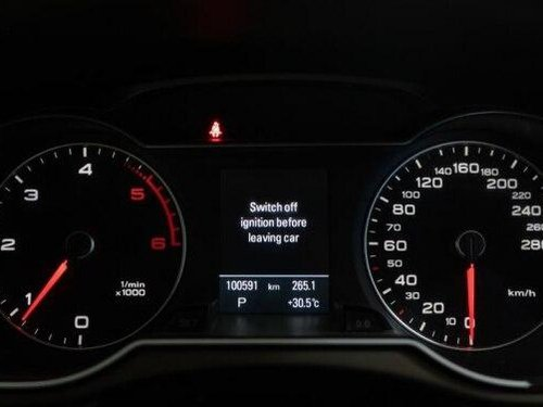 2013 Audi A4 New 2.0 TDI Multitronic AT in Mumbai