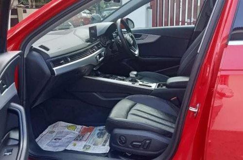 2017 Audi A4 35 TDI Premium Plus AT in Coimbatore