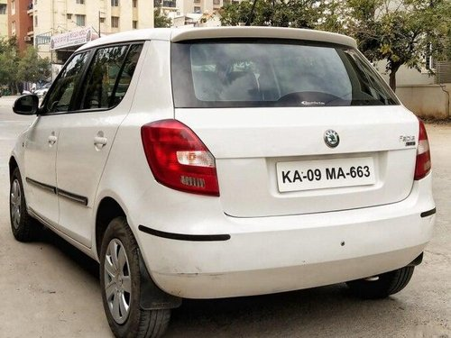 2011 Skoda Fabia 1.2 TDI Ambition Plus MT in Bangalore-4