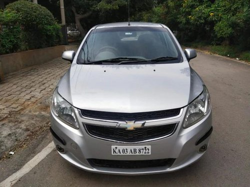 Chevrolet Sail LS ABS 2015 MT for sale in Bangalore
