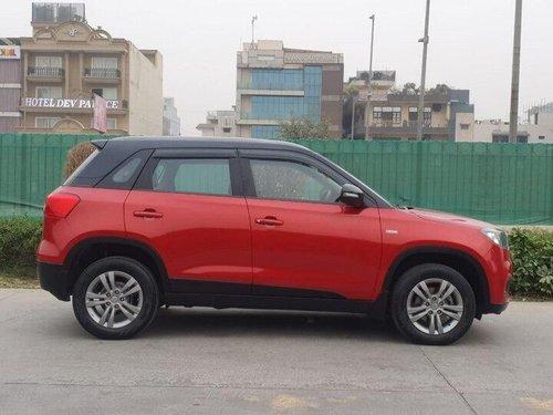 2017 Maruti Suzuki Vitara Brezza ZDi Plus Dual Tone MT in New Delhi