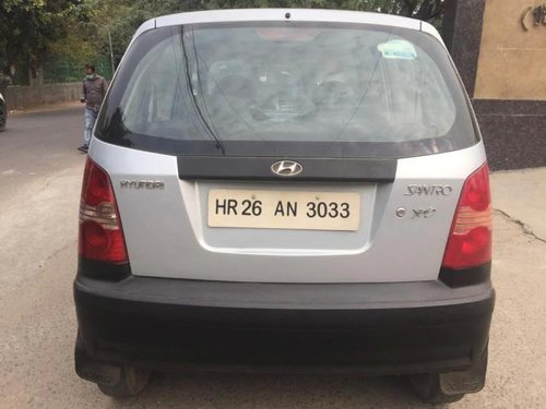 Hyundai Santro Xing XL 2007 MT for sale in New Delhi-0