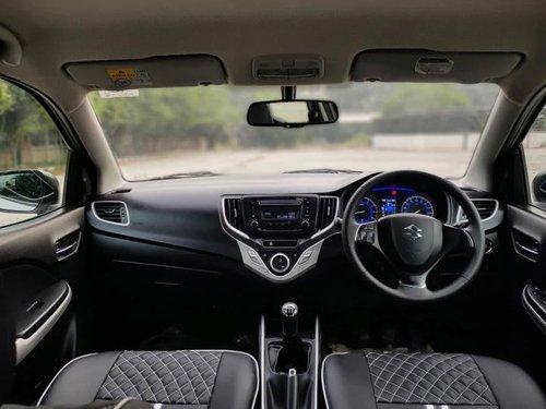2016 Maruti Suzuki Baleno Zeta MT for sale in New Delhi