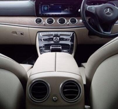 2017 Mercedes-Benz E-Class Exclusive E 220d AT in New Delhi