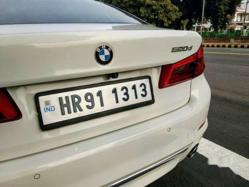 2017 BMW 5 Series 520d Luxury Line AT in Hyderabad