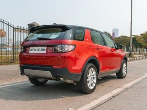 2019 Land Rover Discovery Sport TD4 HSE 7S AT in Mumbai-1