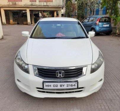 Used 2010 Honda Accord 2.4 AT in Mumbai