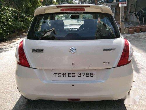 Maruti Suzuki Swift VXi, 2016, Diesel MT in Hyderabad