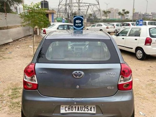 Used 2013 Toyota Etios Liva VD MT for sale in Chandigarh