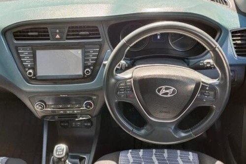 2017 Hyundai i20 Active SX Petrol MT in Bangalore