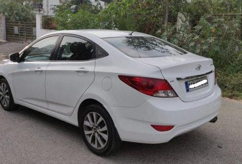 2015 Hyundai Verna 1.6 SX MT in Bangalore