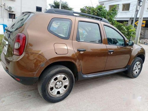 Used Renault Duster 2013 MT for salein Hyderabad