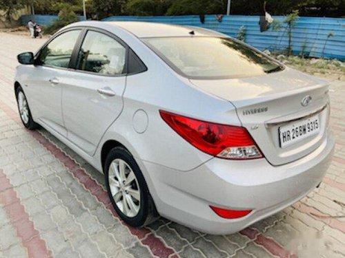 2013 Hyundai Verna 1.6 SX VTVT MT in New Delhi