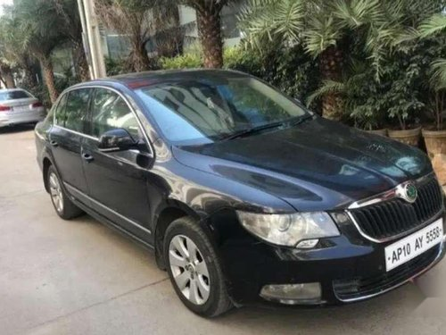 Skoda Superb Ambition 2.0 TDI CR, 2011, Diesel MT in Hyderabad
