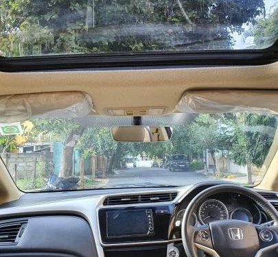 2017 Honda City 1.5 V MT Sunroof in Bangalore-7