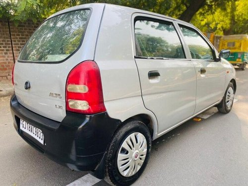 Maruti Suzuki Alto LXi 2009 MT for sale in Ahmedabad