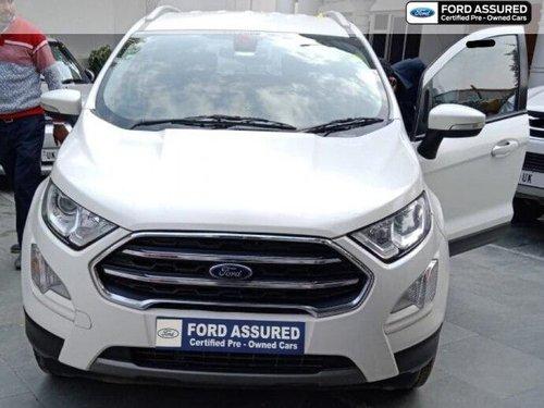 Ford EcoSport 1.5 Petrol Titanium 2018 AT in Rudrapur