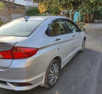 2017 Honda City 1.5 V MT Sunroof in Bangalore-10