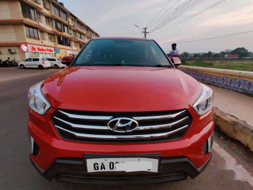 2017 Hyundai Creta 1.6 E Plus AT in Goa