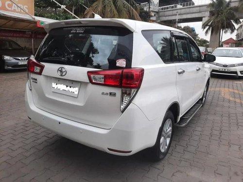 2017 Toyota Innova Crysta 2.8 GX AT in Bangalore