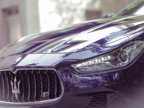 Used 2016 Maserati Ghibli AT for sale in Bangalore