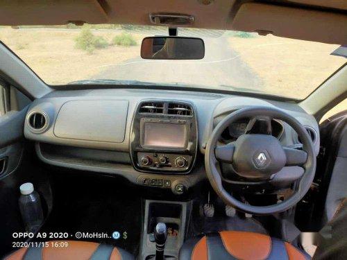 Used 2018 Renault Kwid MT for sale in Balasinor