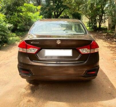 2017 Maruti Suzuki Ciaz Delta MT for sale in Bangalore