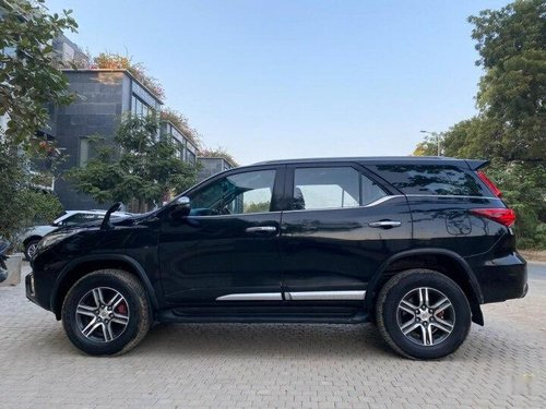 Used 2017 Toyota Fortuner AT for sale in Ahmedabad