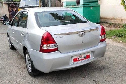 2013 Toyota Platinum Etios G MT in Bangalore