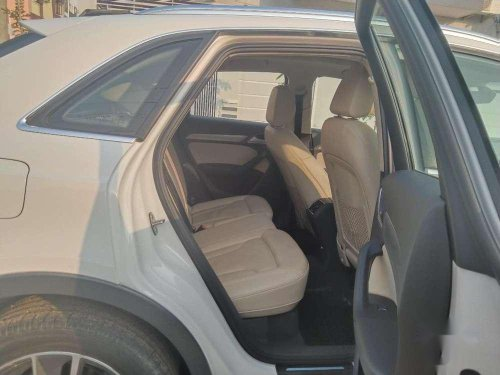 Audi Q3 3.5 TDI Quattro Technology(with Navigation), 2018, Diesel AT in Hyderabad