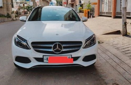 2016 Mercedes Benz C-Class C 220 CDI Sport Edition AT in Bangalore