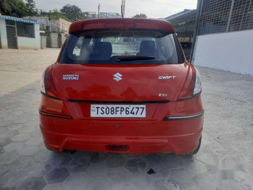 Used 2017 Maruti Suzuki Swift ZXI MT in Hyderabad