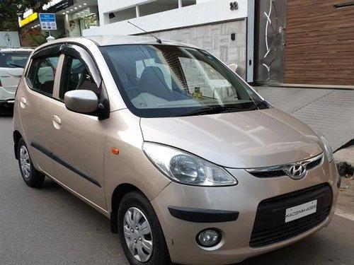 Hyundai i10 Magna 2010 MT for sale in Bangalore