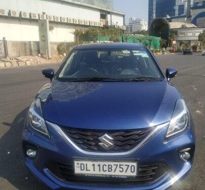 Maruti Suzuki Baleno Zeta 2019 MT for sale in New Delhi