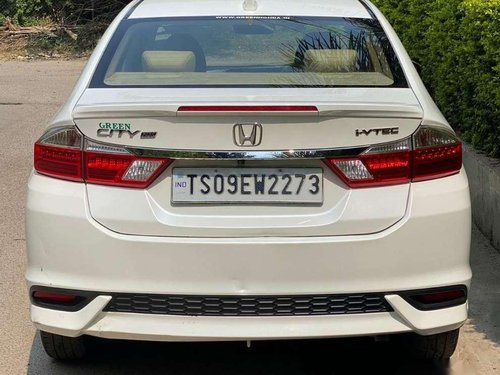 Used Honda City VTEC 2017 MT for sale in Hyderabad
